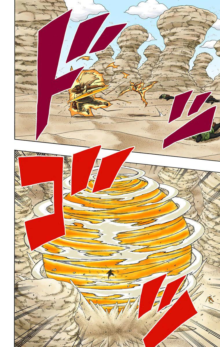 Sandaime Raikage vs Tobirama  - Página 2 17711
