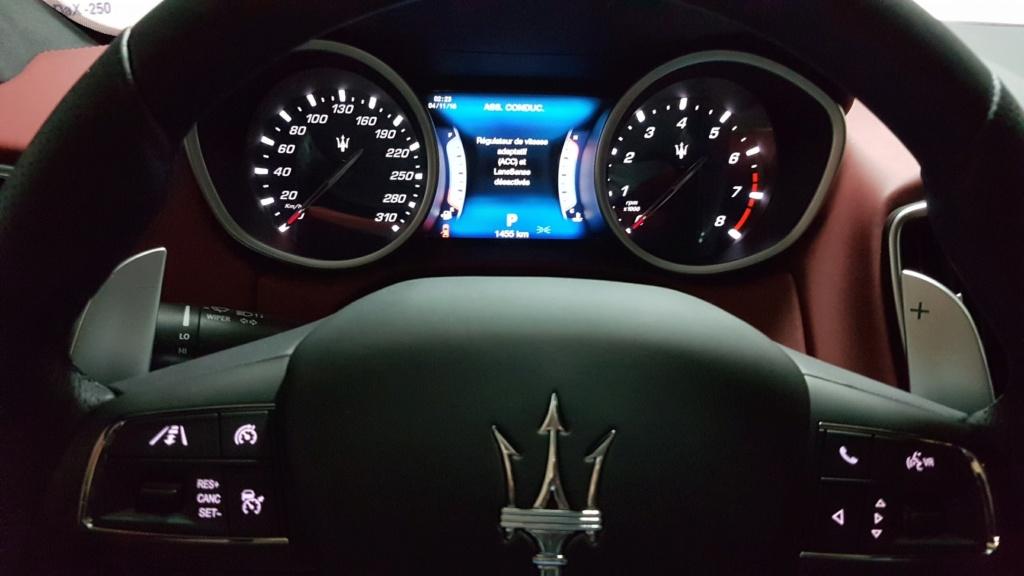 Maserati Ghibli GranSport SQ4 modele 2019 20161115