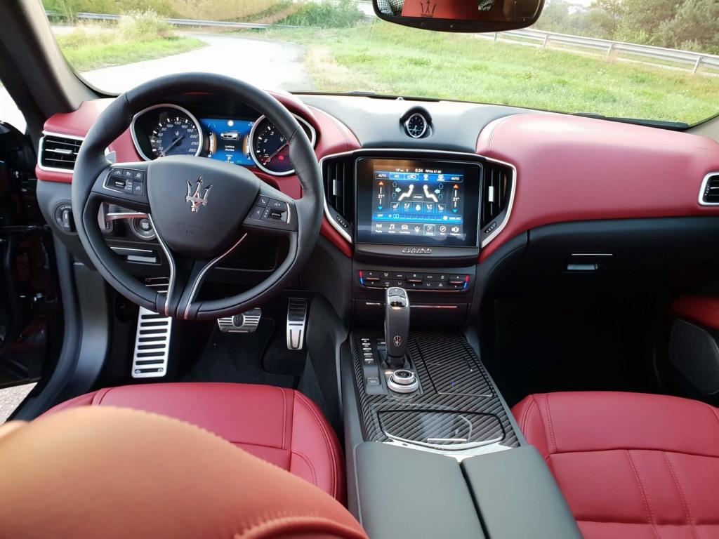 Maserati Ghibli GranSport SQ4 modele 2019 20180712