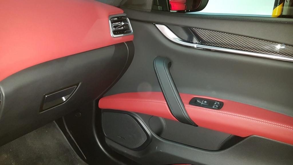 Maserati Ghibli GranSport SQ4 modele 2019 Front_10