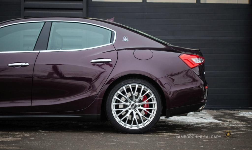 Maserati Ghibli GranSport SQ4 modele 2019 Ou120810