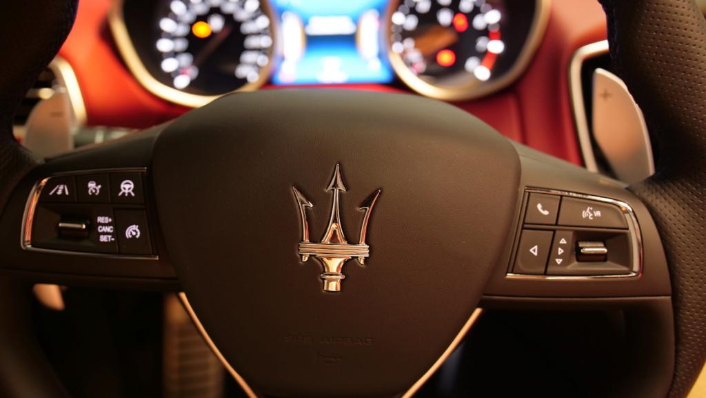 Maserati Ghibli GranSport SQ4 modele 2019 P1044516