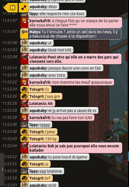 Rapport de Patrouille Lolatania J10