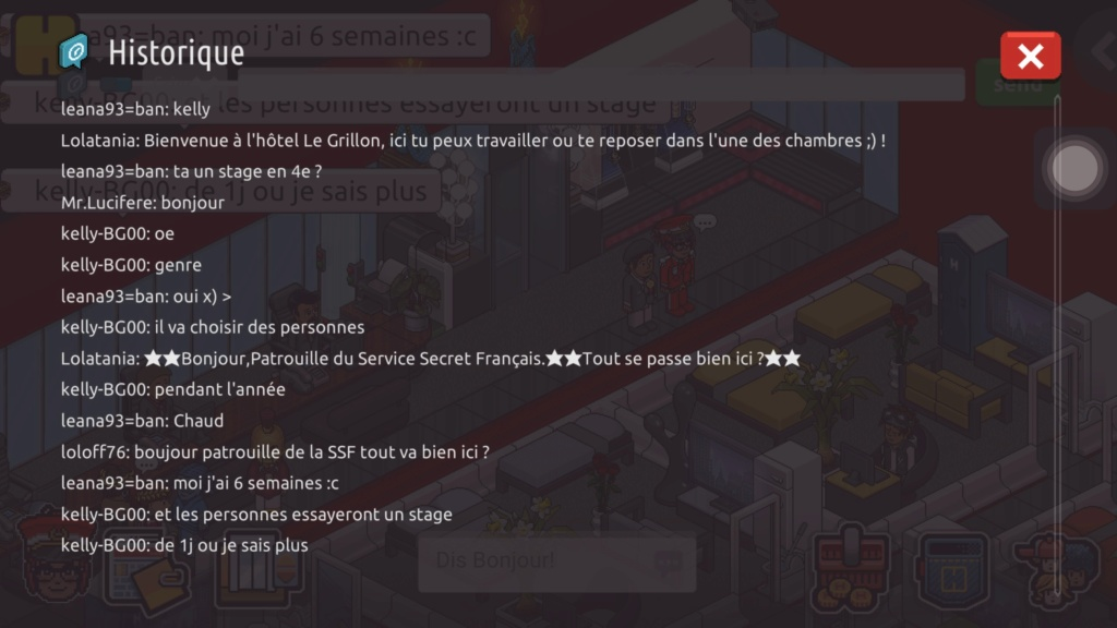 Rapport de Patrouille de Lolatania Screen10