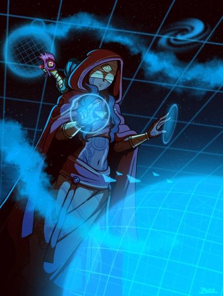 Augustus Archimedes Tycho Faraday-Gauss, Magos Factor Moana_10