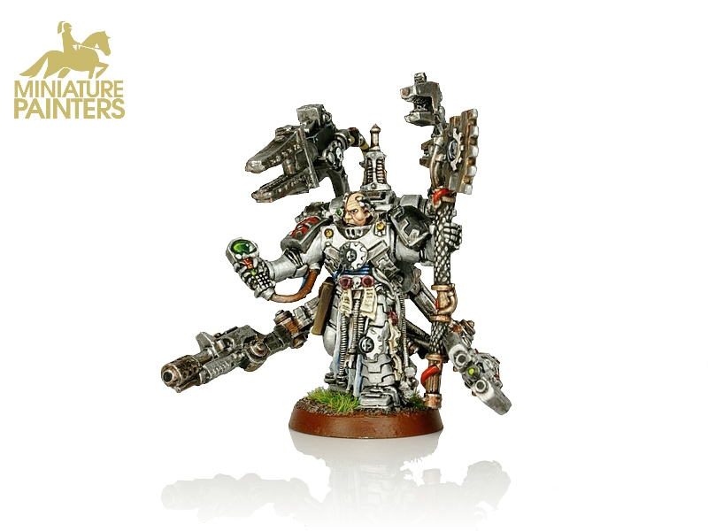 [Space Marine Chapter] The Argent Ultima, guardians of the Calisota sector Space_10