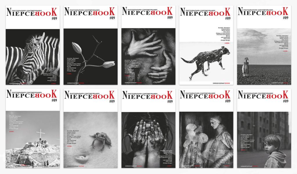 NIEPCEBOOK N°09, la revue dédiée à la photographie contemporaine Captur11