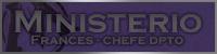 Ministério da Magia Frances Chef. Dpto