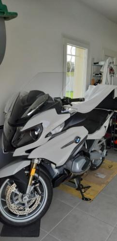 Vendues - Pièces origine BMW 1250-1200RT LC, chromées pour bulle et embouts guidon + extension béquille 20191116