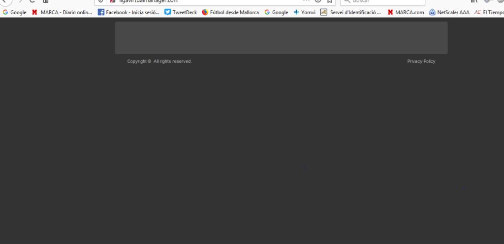 Error en la renovación de dominio Proble10