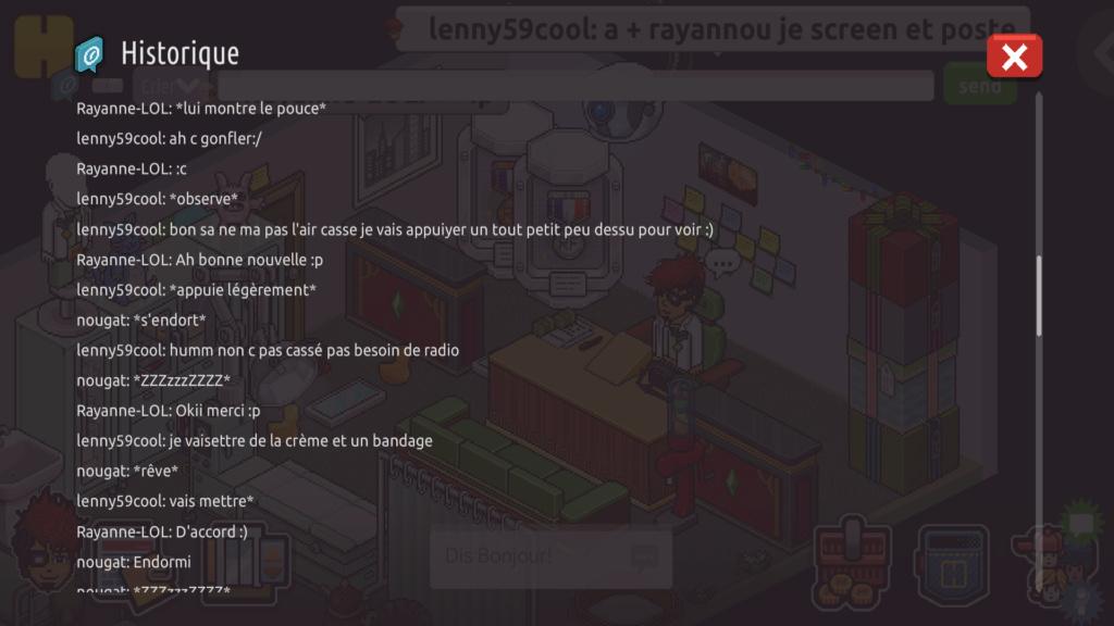 [C.H.U] Rapport d'actions RP de lenny59cool - Page 2 Screen96
