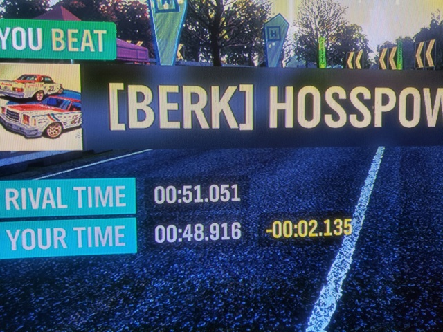 FH4 Time Attack | Cross Country Rivals - Garden Cross Country Circuit(1.1mi) 20190610
