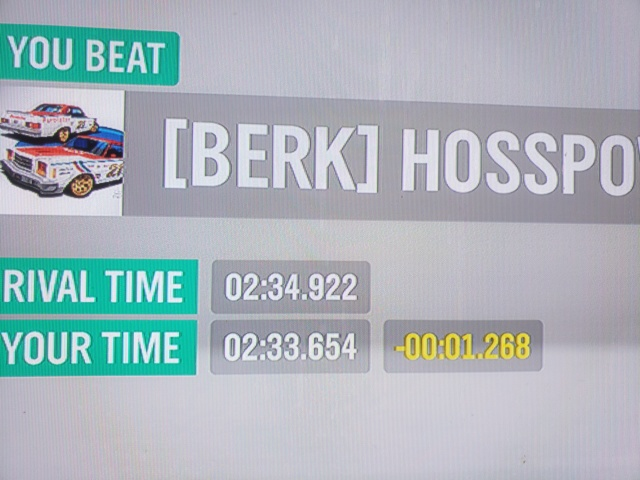 FH4 Time Attack | Dirt Racing Rivals - White Horse Hill Trail (Audi RS4 '01) 20190611
