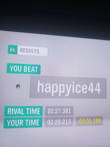 FH4 Time Attack | 500hp - Lake District Sprint 20191113