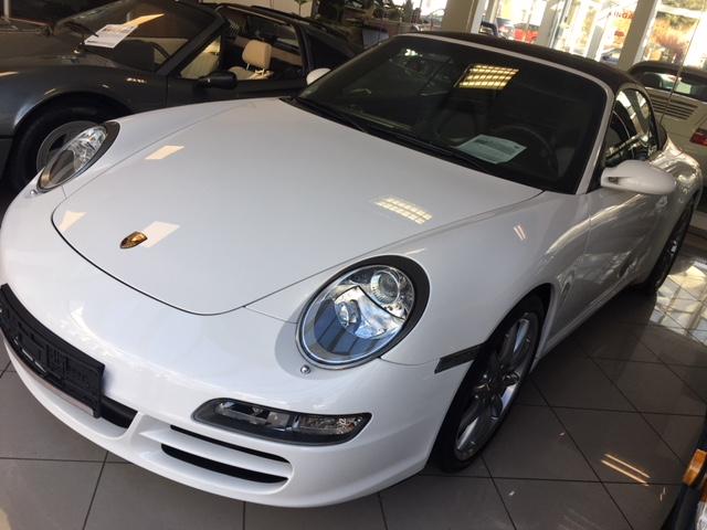 Vente chez Classic Haus Porsche 997 S Cabrio Img_5031
