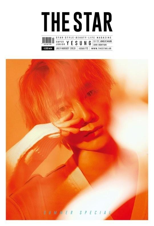 Yesung The Star Dergisi Röportajı 20190711