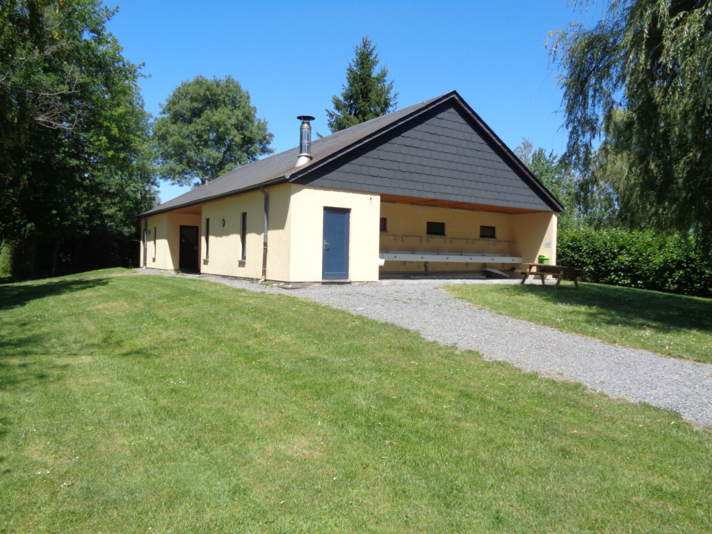 Belgique: camping  à Tintigny Dsc01746