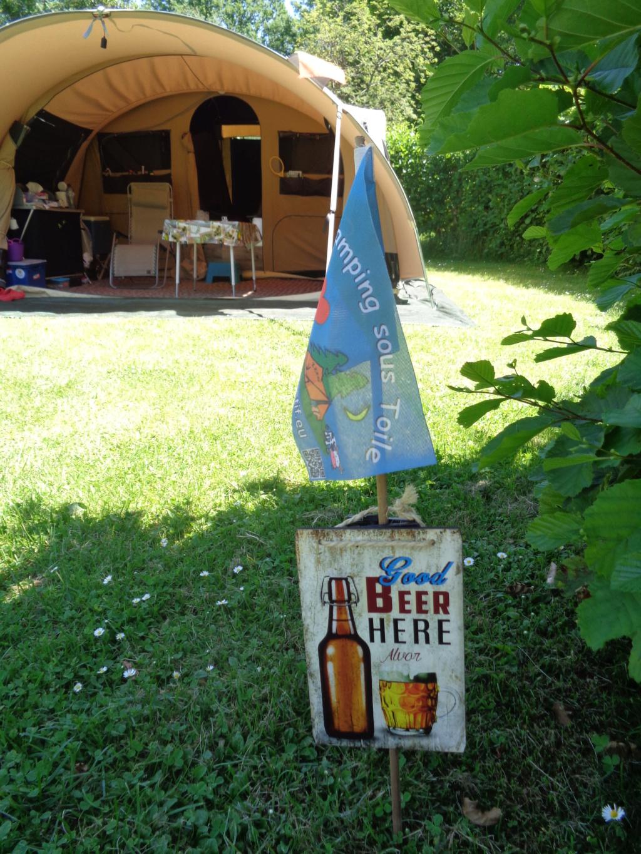 Belgique: camping  à Tintigny Dsc01749