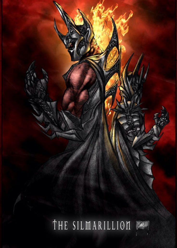 Melkor vs Sauron 4fbb7810