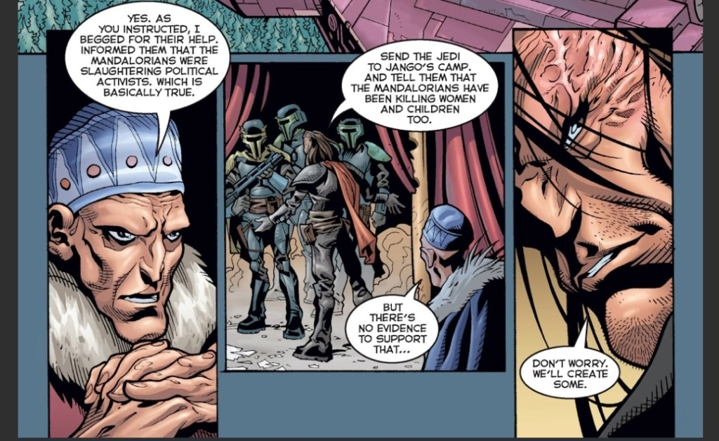 Mandalorian Chapter 8 SPOILERS Screen17