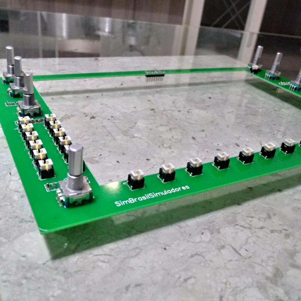 Construção de um G1000 20190410