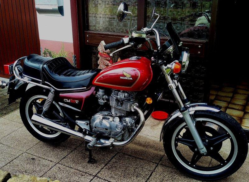 Kaufberatung Honda CM 400 T  24934611