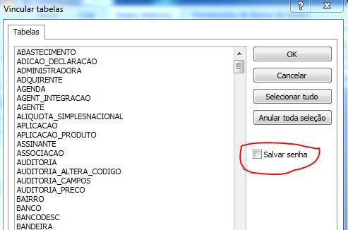 [Resolvido]Tabelas Vinculadas SQL Server em Rede - Logon Obrigatório no SQL Server Captur10