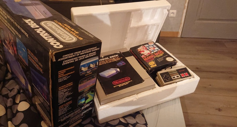 [ACH] Console NES en boite 70434510