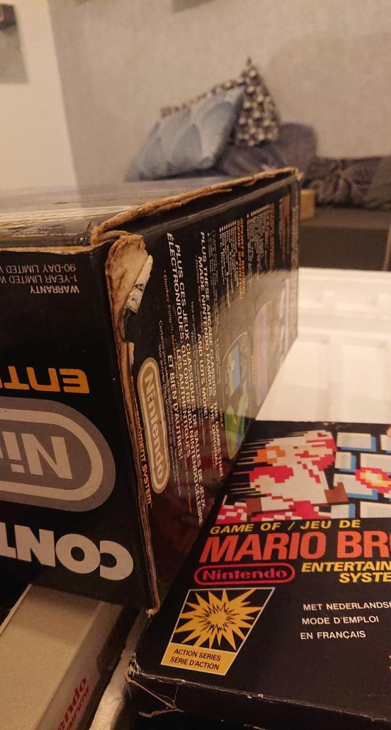 [ACH] Console NES en boite 70737410
