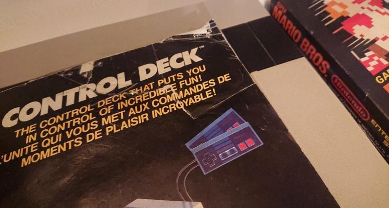 [ACH] Console NES en boite 71009410