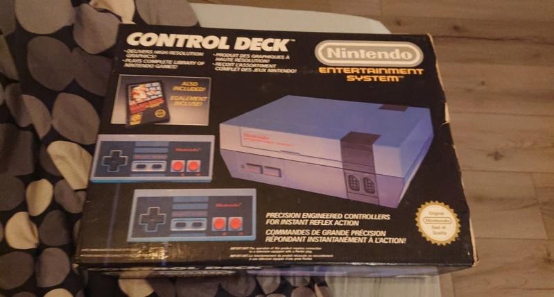 [ACH] Console NES en boite 71114810