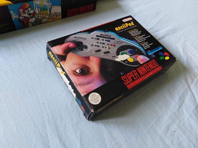 gohan need you ! (estim) jeux SNES Ascii_10
