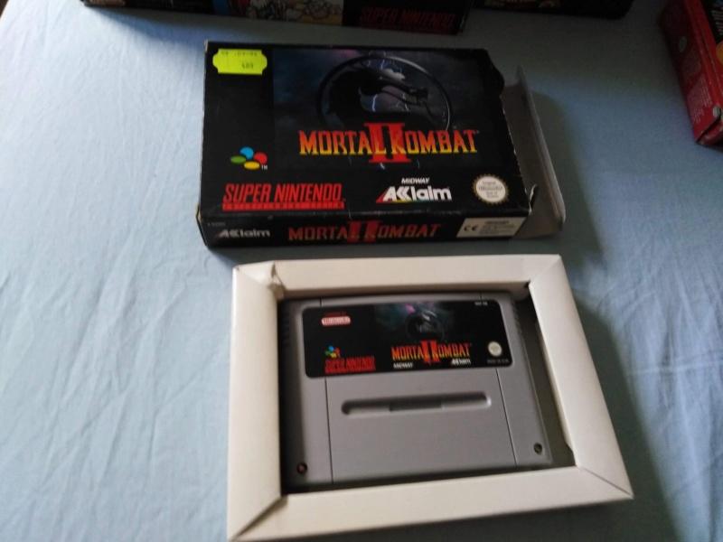 gohan need you ! (estim) jeux SNES Mk210