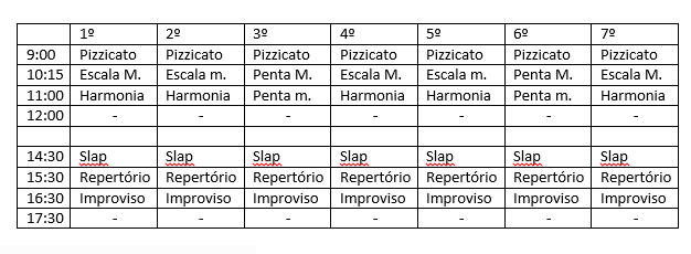 (Ajuda) Cronograma para estudos Diarios Cronog10