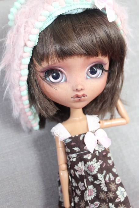 [VENDS] Pullip Polka Dolls Fabrics 20190710
