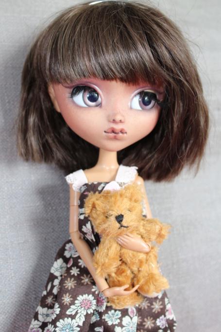 [VENDS] Pullip Polka Dolls Fabrics 20190711