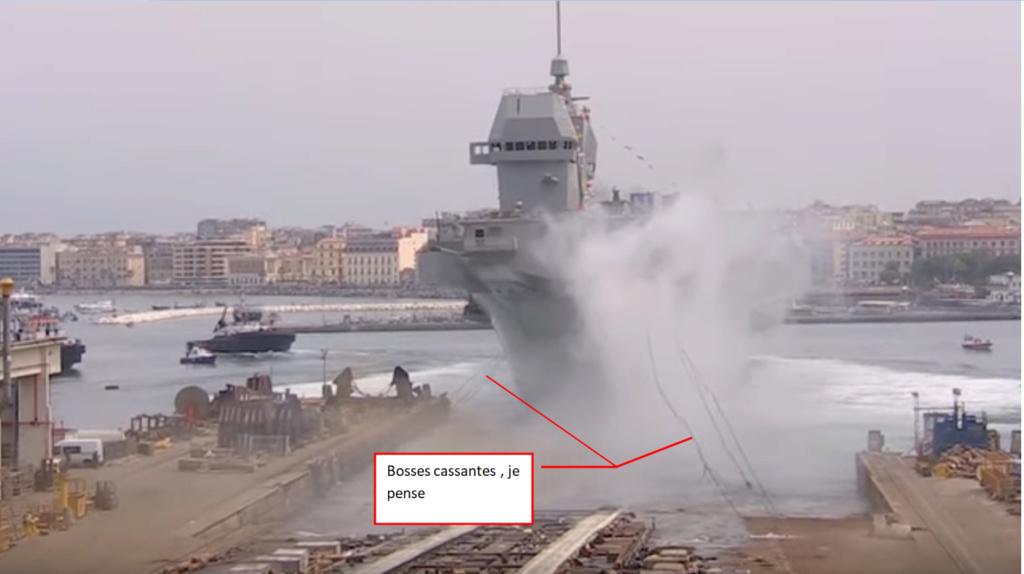 La mise à l'eau des grands navires  Lanc_112