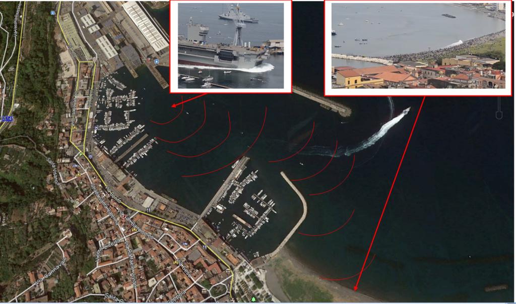 La mise à l'eau des grands navires  Lanc_113
