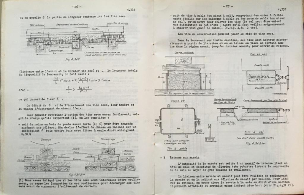 La mise à l'eau des grands navires  Lct1210