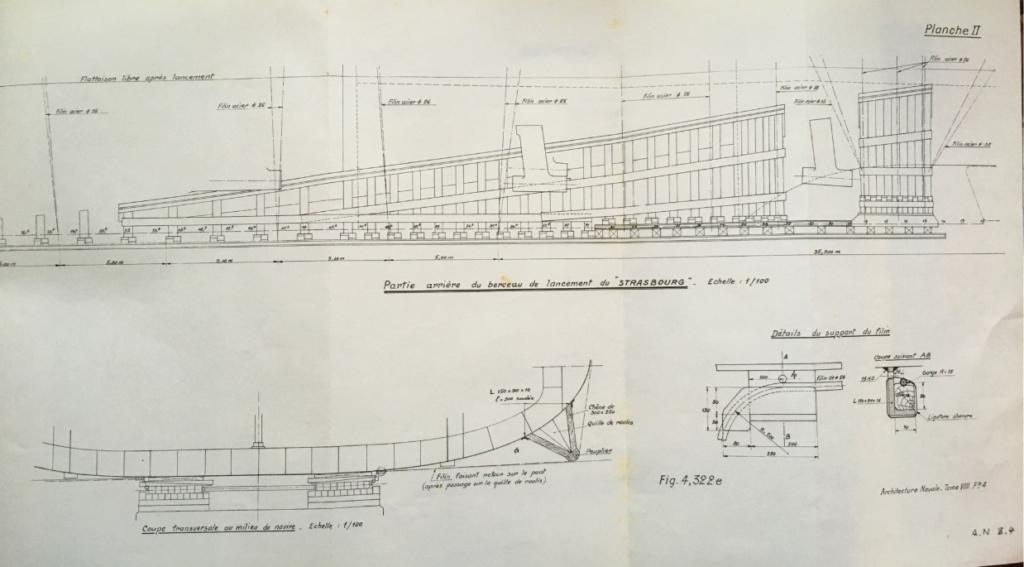 La mise à l'eau des grands navires  Lct3010