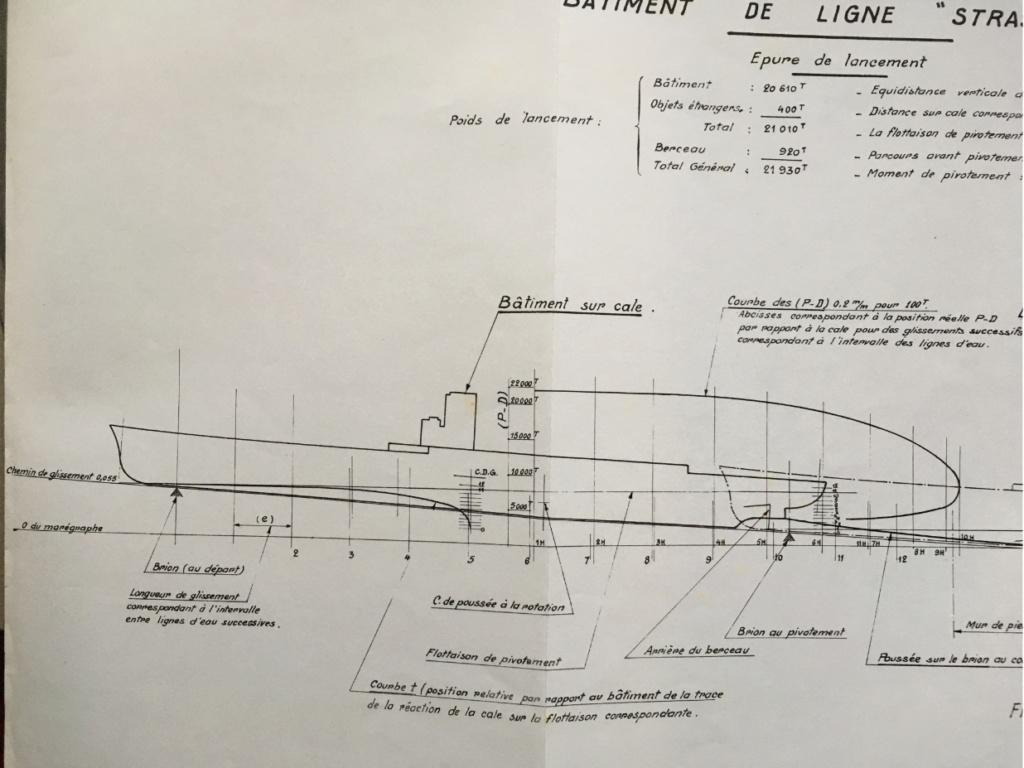 La mise à l'eau des grands navires  Lct3110
