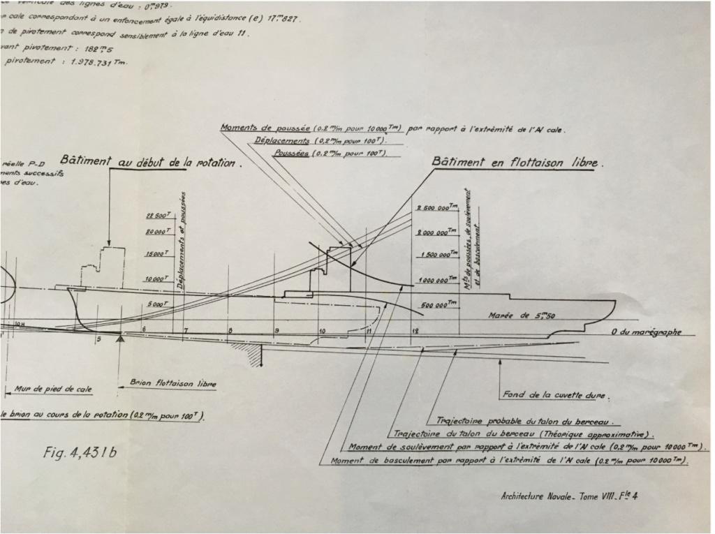 La mise à l'eau des grands navires  Lct3210