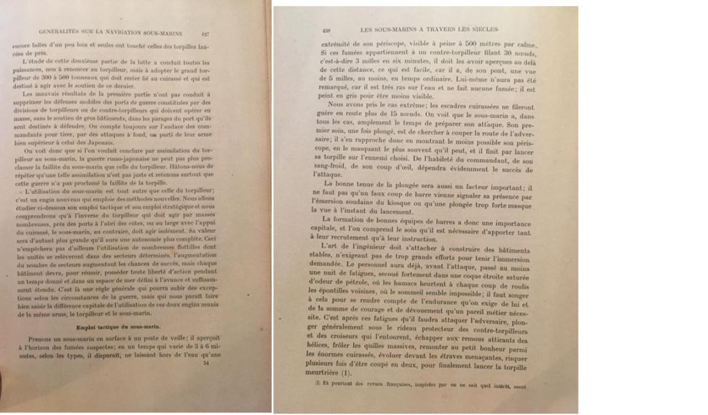 22 septembre 1914 le triplé d'Otto Weddigen  Soum_114