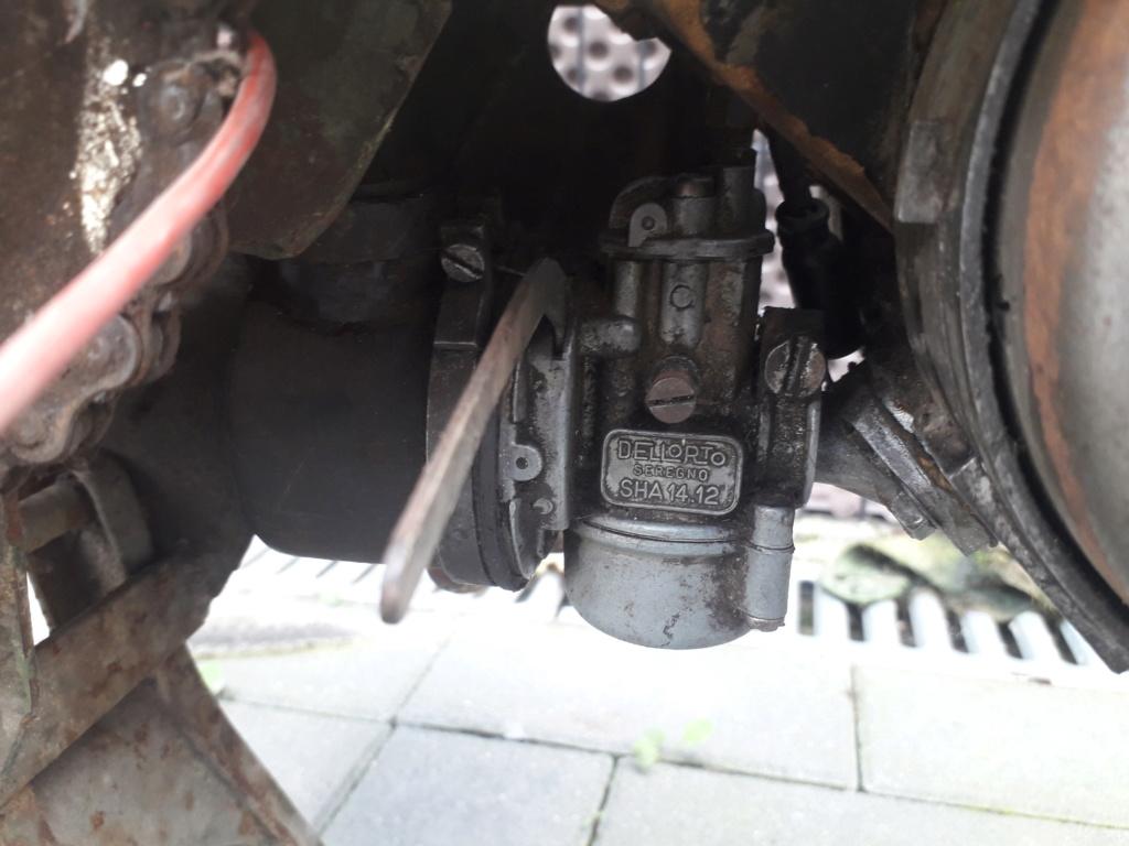 Garelli Europed Brianza  moteur Laura M48 20190912