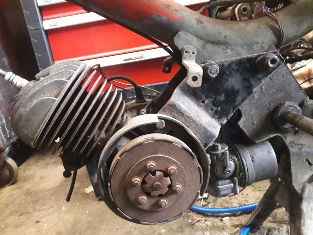 Garelli Europed Brianza  moteur Laura M48 20190913