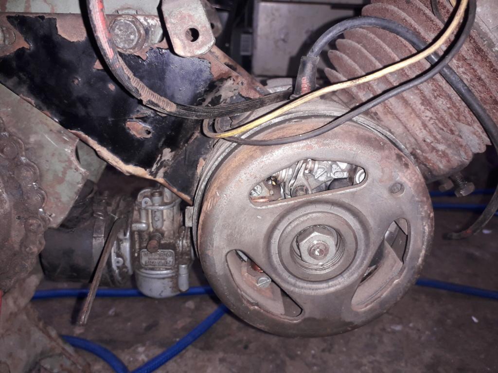Garelli Europed Brianza  moteur Laura M48 20190914
