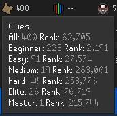 Fib's Milestones & End Goals [Halfway To Barbarian Rod & 89 Crafting!] Clue110