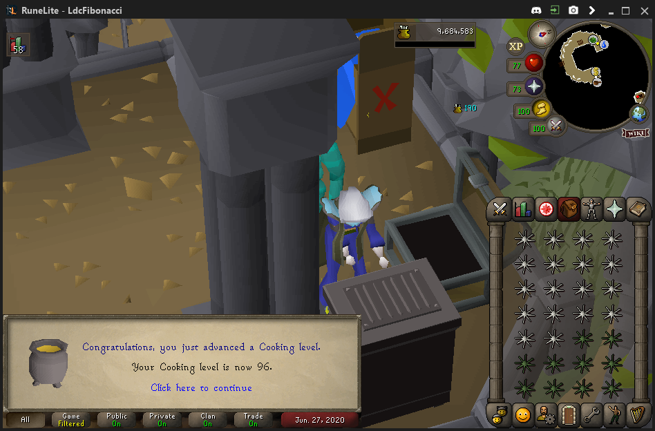 Fib's Milestones & End Goals (99 COOKING/1800 TOTAL LEVEL)!  - Page 8 Cookin13