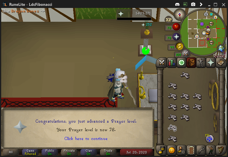 Fib's Milestones & End Goals (94 FLETCHING)! - Page 10 Prayer12