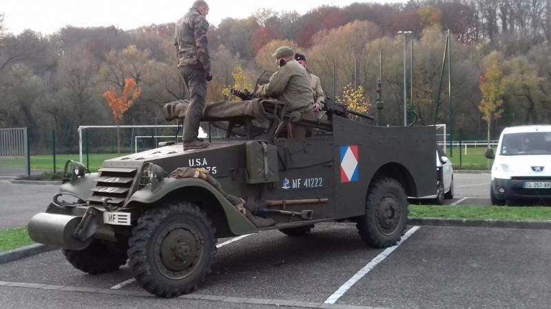75 ans de la libération de Brunstatt-Didenheim Haut Rhin  20191135